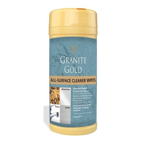 Granite Gold GG00005 Daily Cleaner Wipes