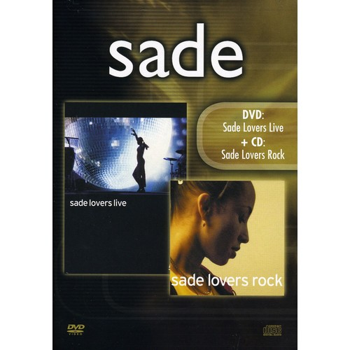 Sony Home Pictures Music Videos/Concerts Sade - Lovers Live/Lovers Rock (DVD)