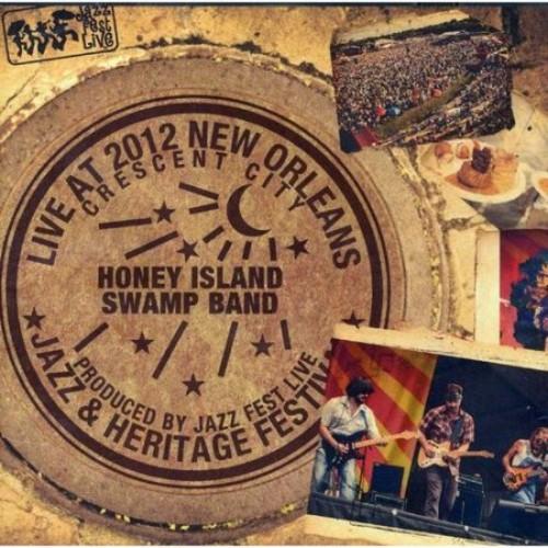 Live at Jazz Fest 2012 [CD]