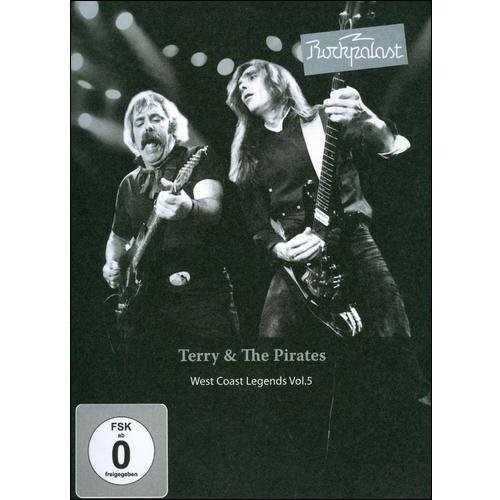 Rockpalast: West Coast Legends, Vol. 5 [CD & DVD]