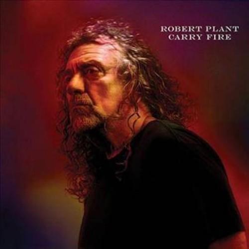 Robert Plant - Carry Fire [Audio CD]