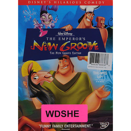 Buena Vista Home Entertainment The Emperor's New Groove