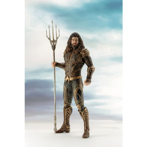 Justice League Aquaman ArtFX+Statue