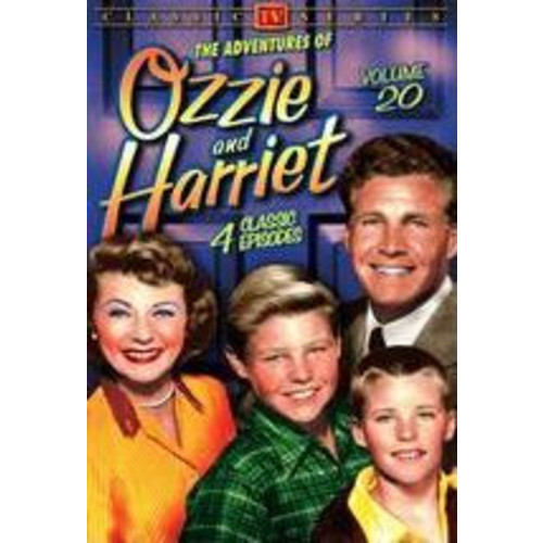 Adventures of Ozzie & Harriet, Vol. 20 [DVD]