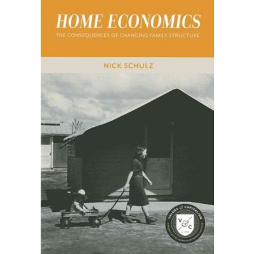 Home Economics: The Consequences of Changing Family Structure