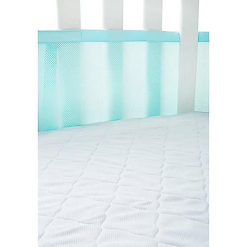 BreathableBaby AirMesh Crib Mattress Pad