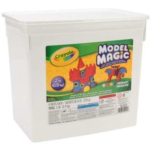 Crayola Model Magic 2 lb. Primary Colors