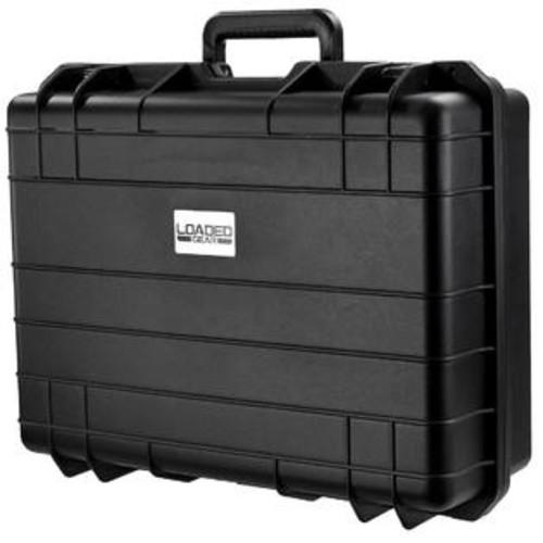 Barska Optics Loaded Gear; Hard Case (Loaded Gear; HD-400 Hard Case; Blk; Strap)