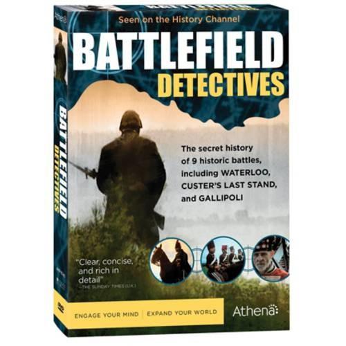 Battlefield Detectives [3 Discs] [DVD]