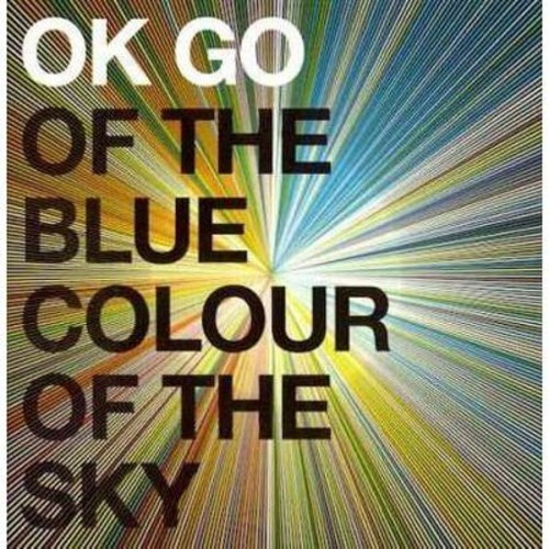 Of the Blue Colour of the Sky [CD]
