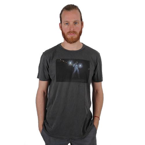 David Bowie Men's 'Stage Lights' T-Shirt [option : Small/Medium]