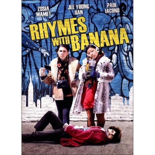 Rhymes with Banana [DVD] [2014]