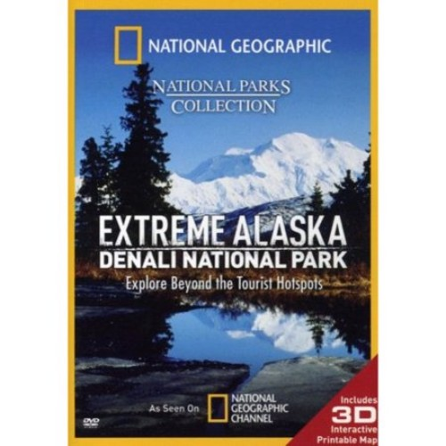 National Geographic: Extreme Alaska - Denali National Park [DVD] [2007]