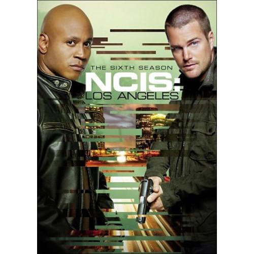 NCIS: Los Angeles - The Sixth Season (6 Discs) (dvd_video)