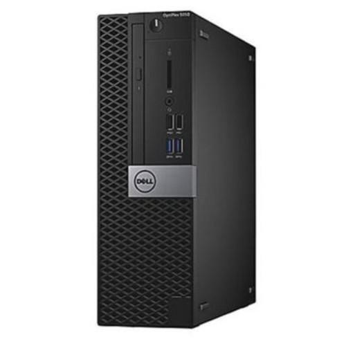 Dell OptiPlex 5050 Intel Core i5-7500T 500GB HDD 4GB RAM Windows 10 Pro SFF Desktop Computer