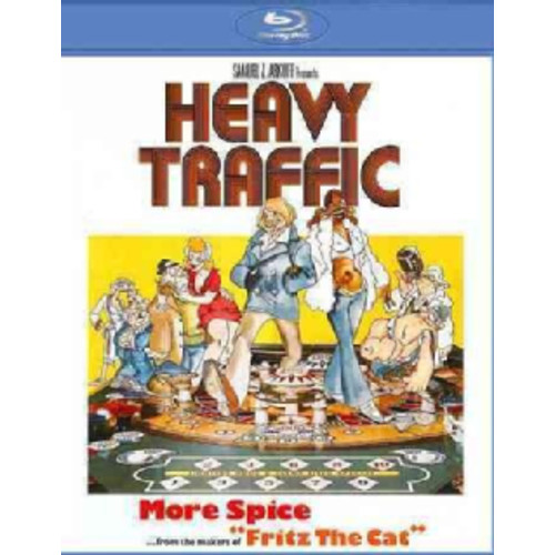 Criterion Collection Drama Traffic (Blu-ray Disc)