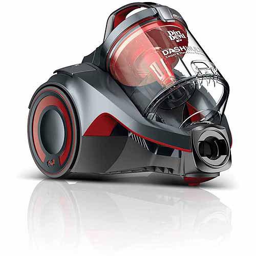 Dirt Devil Dash Bagless Canister Vacuum Cleaner, SD40050