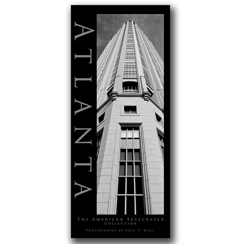Atlanta II by Preston, 10x24-Inch Canvas Wall Art [10 by 24-Inch]
