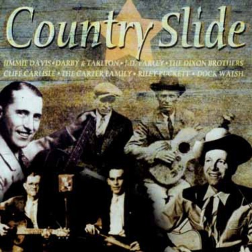 Country Slide CD (2003)