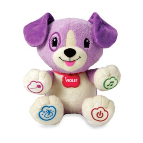LeapFrog My Pal Violet Personalized Plush Learning Toy