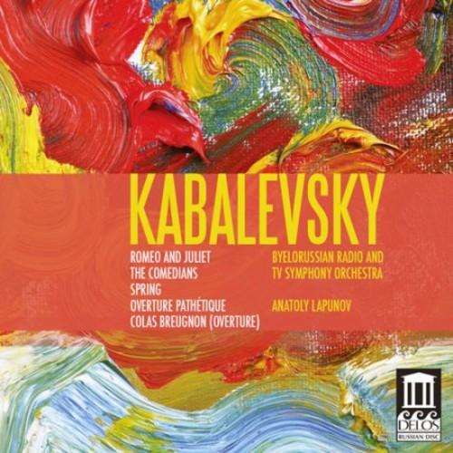 Kabalevsky - CD