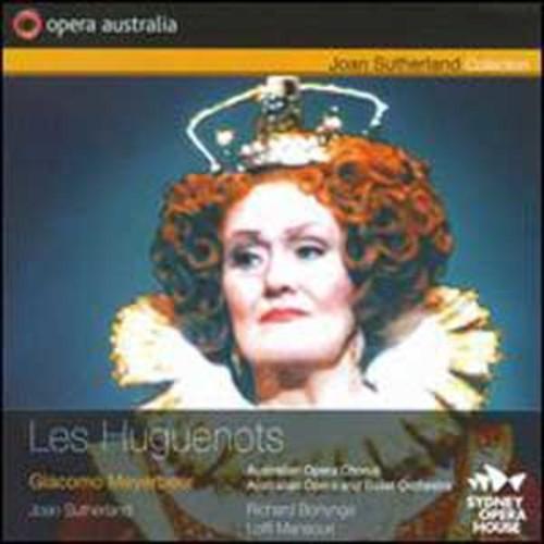 Meyerbeer: Les Huguenots By Richard Bonynge (Audio CD)
