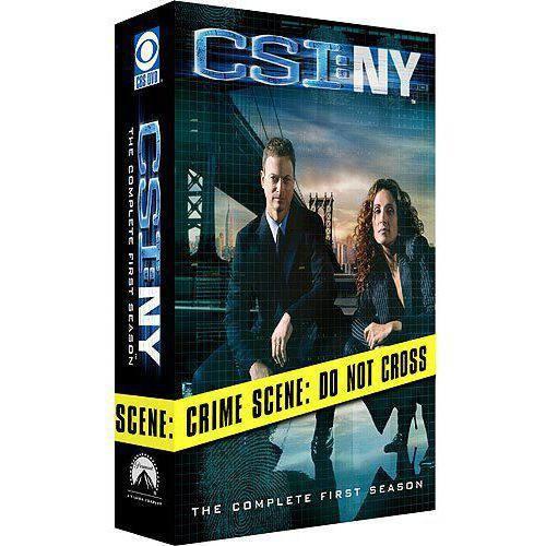 CSI: NY: The Complete First Season