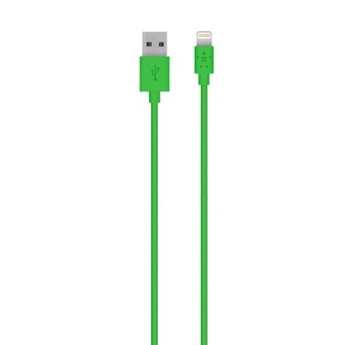MIXIT Up Lightning to USB Charge Sync Cable 6ft - Green