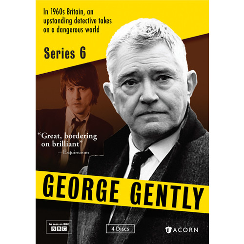 George Gently: Series 6 [4 Discs] [DVD]