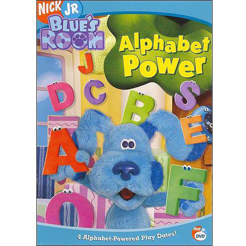 Blues Clues-Blues Room-Alphabet Power