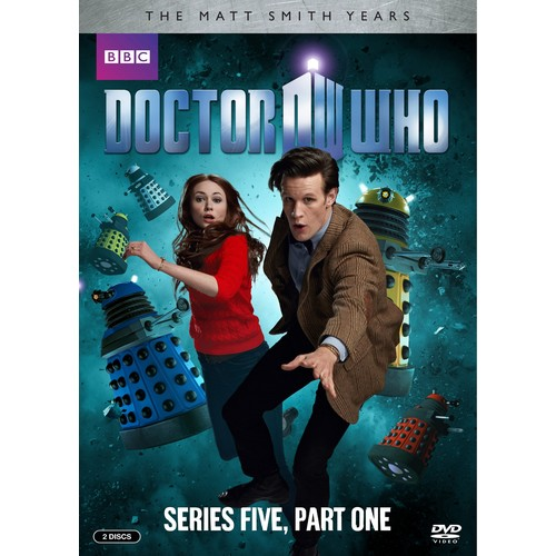Doctor Who: Series Five - Part One [2 Discs] [DVD]