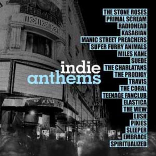 Indie Anthems / Various [Import] [Vinyl]