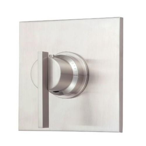 Danze Sirius Thermostatic Shower Faucet Trim; Brushed Nickel