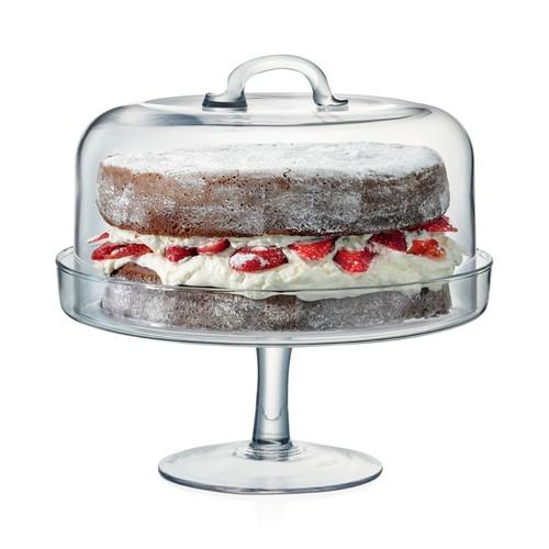 Serve Cake Stand & Dome