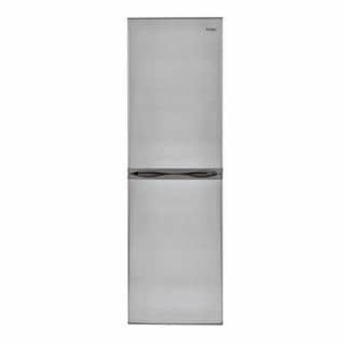 Haier 10.2 Cu. Ft. Bottom Freezer Refrigerator Stainless Steel