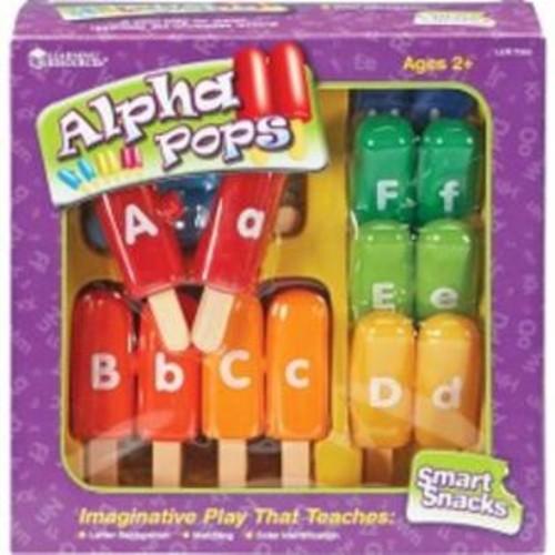 Smart Snacks SNACK;ALPHA POPS;13PC