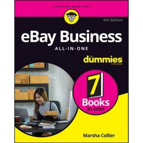 Ebay Business All-in-One for Dummies (Paperback) (Marsha Collier)
