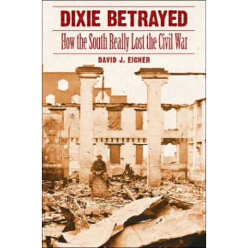 Dixie Betrayed: How the South Really Lost the Civil War / Edition 1