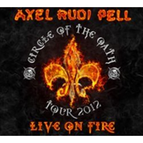 Live on Fire: Circle of the Oath Tour 2012 [LP] - VINYL