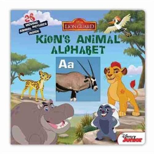 KIONS ANIMAL ALPHABET POB