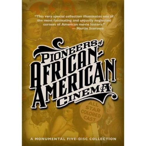 Pioneers of african american cinema (DVD)