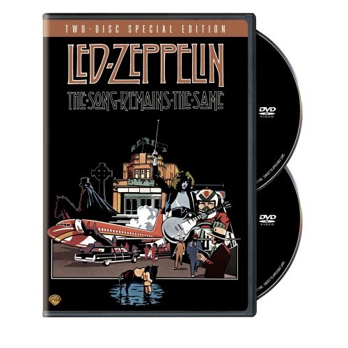Led Zeppelin: The Song Remains the Same (Two-Disc Special Edition): John Bonham, John Paul Jones, Jimmy Page, Robert Plant, Peter Grant, Richard Cole, Derek Skilton, Colin Rigdon, Peter Clifton, Joe Massot: Movies & TV