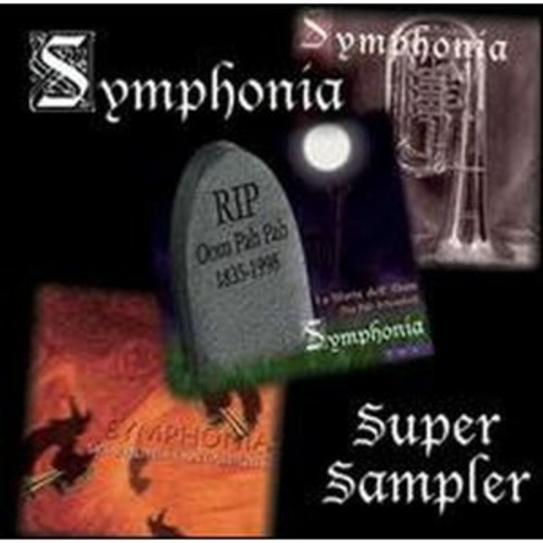 Super Sampler CD (2013)