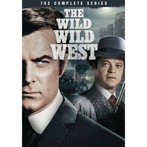 Wild Wild West: The Complete Series [26 Discs]
