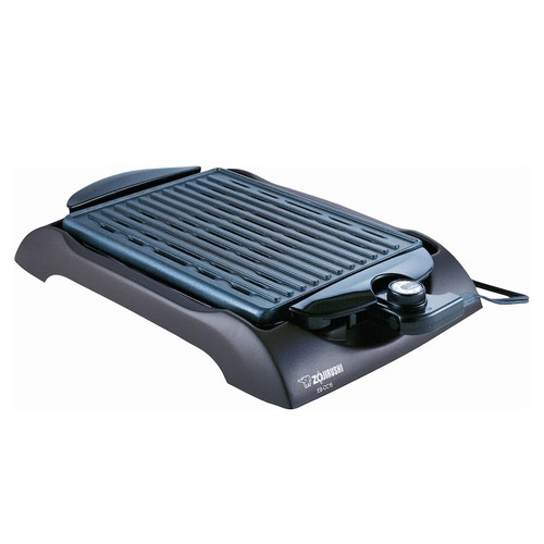 Zojirushi - Electric Grill - Stainlesss black