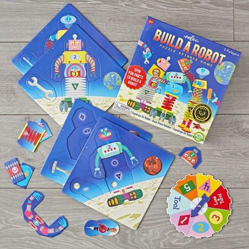 Robot Spinner Game