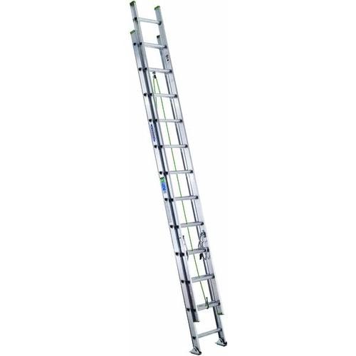 Werner Type II Aluminum Extension Ladder - D1224-2