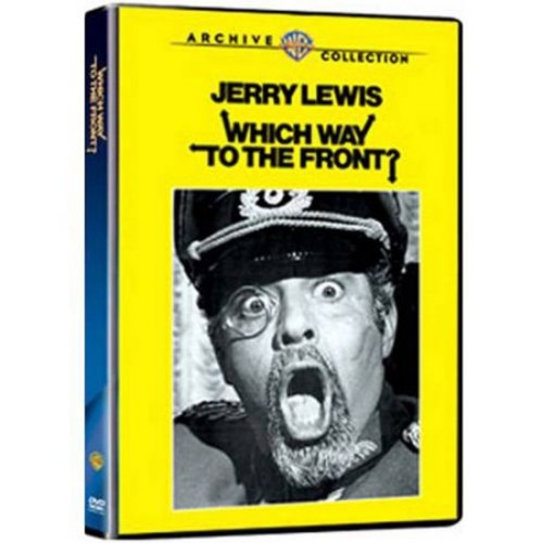Which Way To The Front: Jerry Lewis, Jan Murray, John Wood, Steve Franken, Dack Rambo, Willie Davis, Kaye Balland: Movies & TV