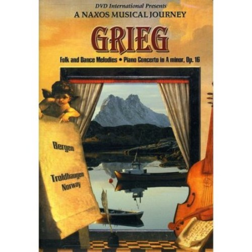 Naxos Musical Journey Grieg