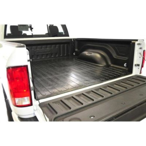 DualLiner Truck Bed Liner System with Rubber Floor, Fits 2016 Dodge Ram 1500 / 2500 with 6 ft. 5 in. Bed and LED Lights